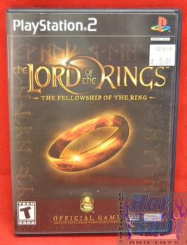 The Lord of the Rings: The Fellowship of the Ring Game
