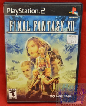 Final Fantasy XII Game