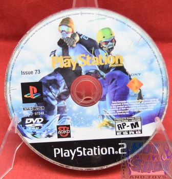 Playstation Magazine Issue 73 Demo Disc Playstation 2