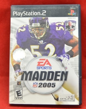 Madden NFL 2005 Game