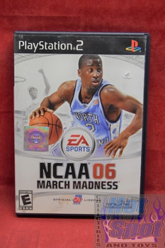 NCAA 06 March Madness