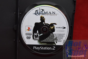 Hitman Contracts Disc Only