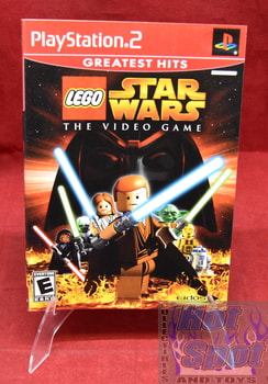GH Lego Star Wars The Video Game Original Slip Cover