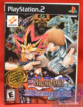 Yugioh: The Duelist of the Roses Slip Cover