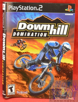 Downhill Domination Slip Cover