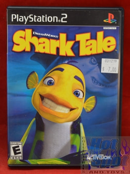 Shark Tale Game PS2