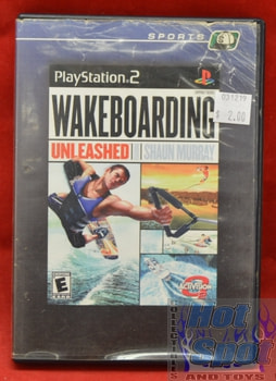 Wakeboarding Unleashed Ft. Shaun Murray Game