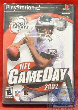NFL GameDay 2002 CASE ONLY