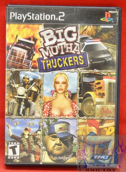 Big Mutha Truckers CASE ONLY