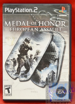 Medal of Honor European Assault CASE ONLY
