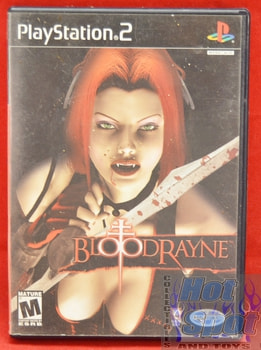 BloodRayne CASE ONLY