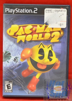Pac Man World 2 CASE ONLY