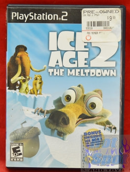 Ice Age 2 The Meltdown CASE ONLY