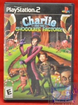 Charlie and the Chocolate Factory CASE ONLY