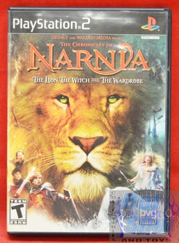 Narnia the Lion the Witch and the Wardrobe CASE ONLY