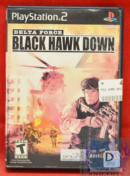 Delta Force Black Hawk Down CASE ONLY
