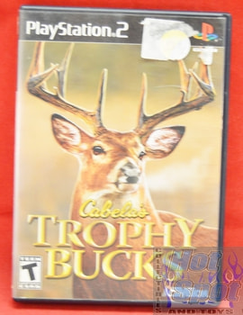 Cabela's Trophy Bucks CASE ONLY