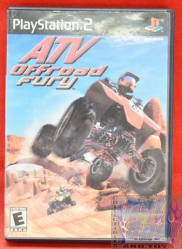 ATV Off Road Fury CASE ONLY