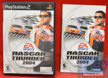 NASCAR Thunder 2004 CASE ONLY