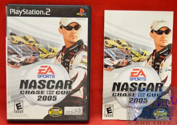 NASCAR 2005: Chase for the Cup CASE ONLY