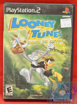 Looney Toons Back in Action Game