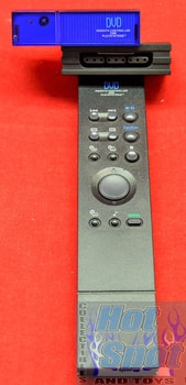 DVD Remote Controller for Playstation 2