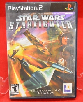 Star Wars Starfighter Game