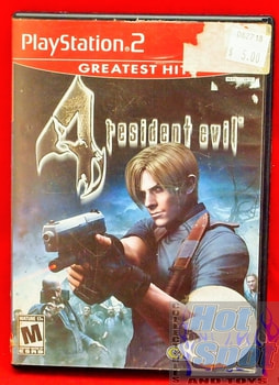 Resident Evil 4 Game Greatest Hits