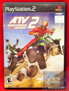 ATV: Quad Power Racing 2 Game