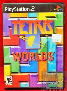 Tetris Worlds Game