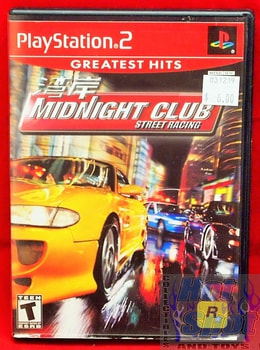 Midnight Club Street Racing Game Greatest Hits