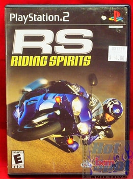 RS Riding Spirits Game