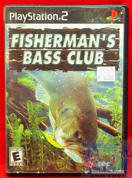 Fisherman's Bass Club Game
