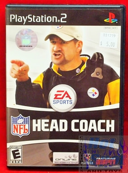NFL Head Coach Game