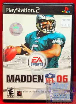 Madden NFL 06 Game