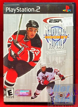National Hockey Night Game
