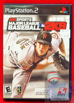 2K Sports Major League Baseball 2K9