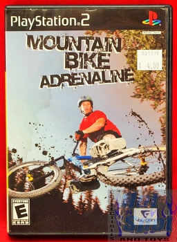 Mountain Bike Adrenaline Game