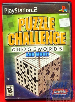 Puzzle Challenge Crosswords and More! Game