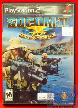 Socom II U.S. Navy Seals Game