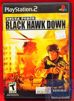 Delta Force Black Hawk Down Game
