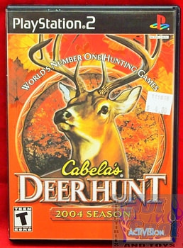 Cabela's Deer Hunt 2004 Season Game