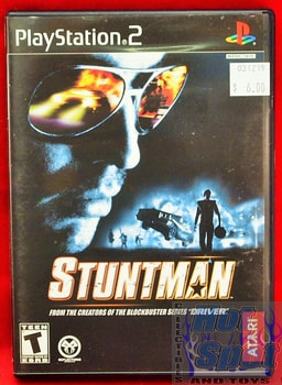 Stuntman Game