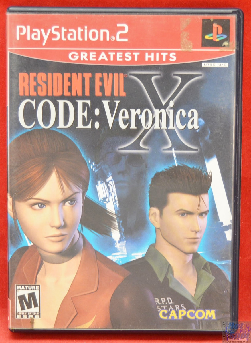 Hot Spot Collectibles And Toys Resident Evil Code Veronica X
