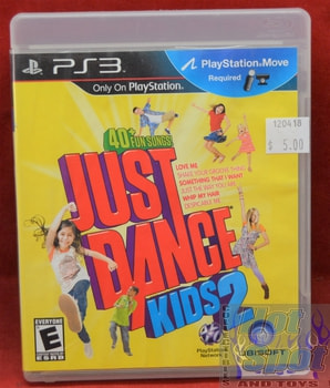 Just Dance Kids 2 Game PS3