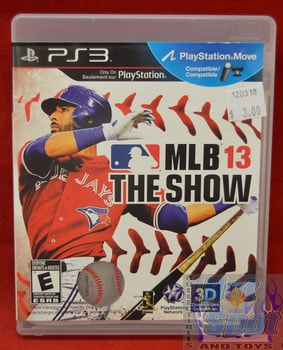 MLB 13 The Show Game