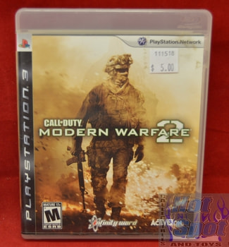 Call of Duty: Modern Warfare 2 Game PS3