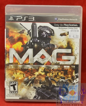 MAG Game PS3