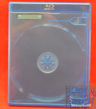 Blue 2 disc Game / Blu-Ray Case