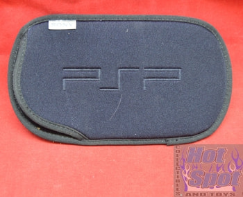 PSP Carry Pouch Black
